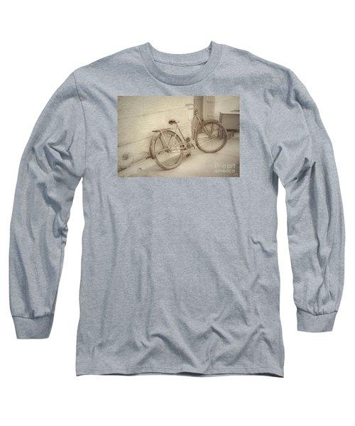 Rusty Bicycle Long Sleeve T-Shirt