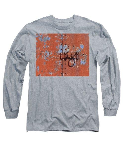 Rusty Door Long Sleeve T-Shirt