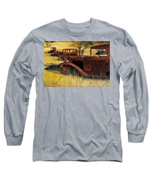 Rusty Meadows Long Sleeve T-Shirt