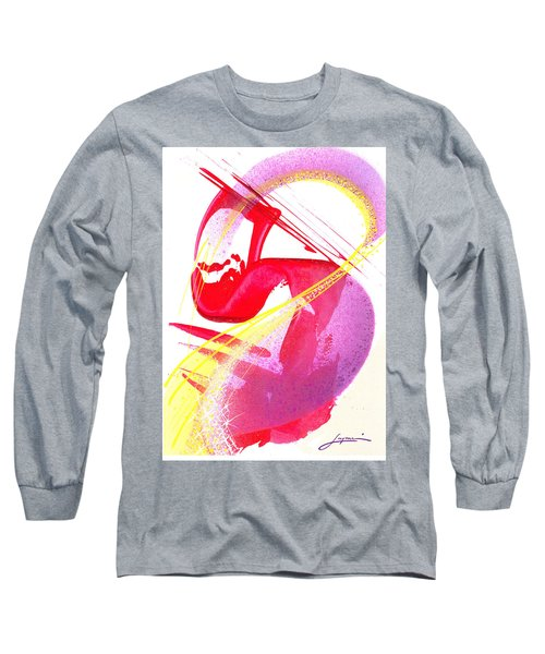 S-is For Super Long Sleeve T-Shirt
