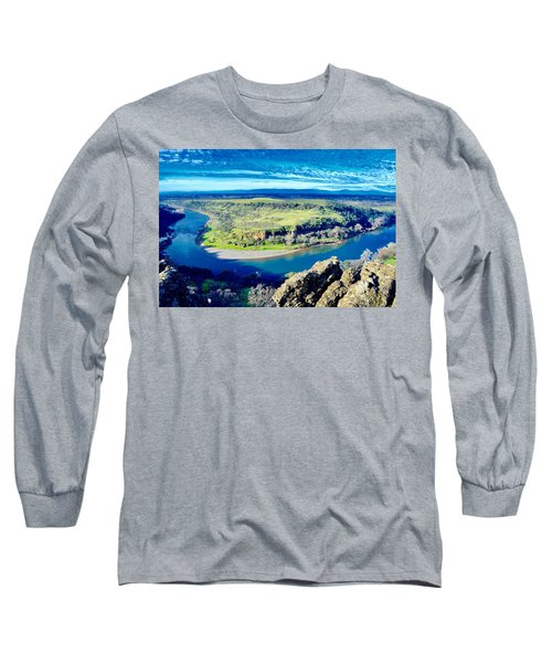 Sacramento River Long Sleeve T-Shirt