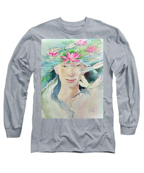 Sacred Awakening Long Sleeve T-Shirt
