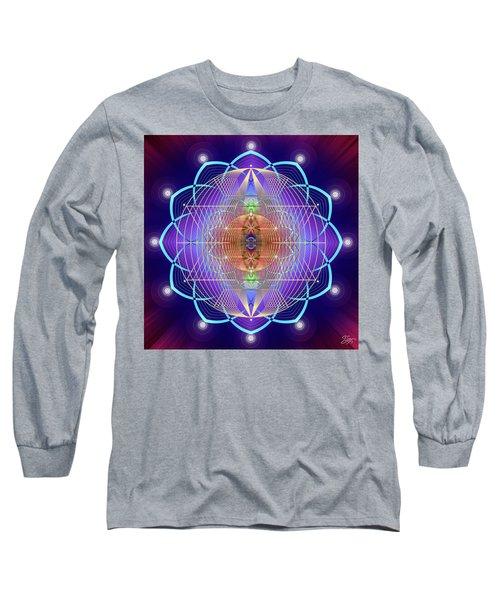 Sacred Geometry 641 Long Sleeve T-Shirt