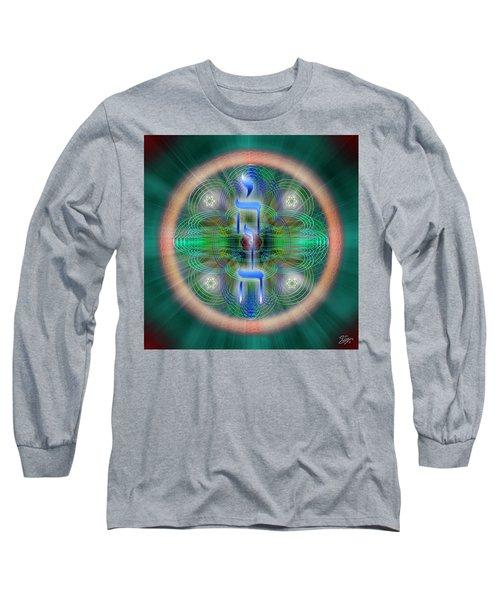 Sacred Geometry 648 Long Sleeve T-Shirt