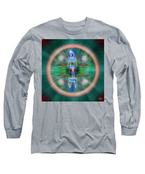 Sacred Geometry 648 Long Sleeve T-Shirt