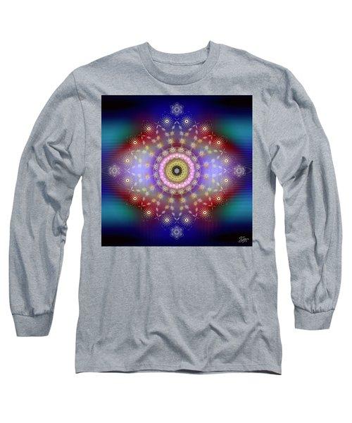 Sacred Geometry 650 Long Sleeve T-Shirt