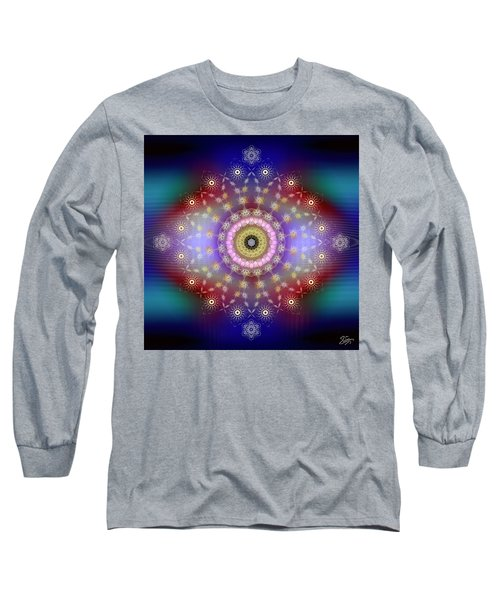 Sacred Geometry 650 Long Sleeve T-Shirt