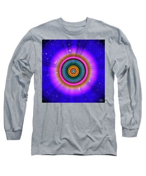 Sacred Geometry 660 Long Sleeve T-Shirt