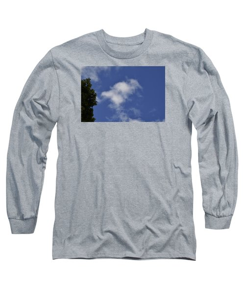 Long Sleeve T-Shirt featuring the photograph Sad Witch by James McAdams