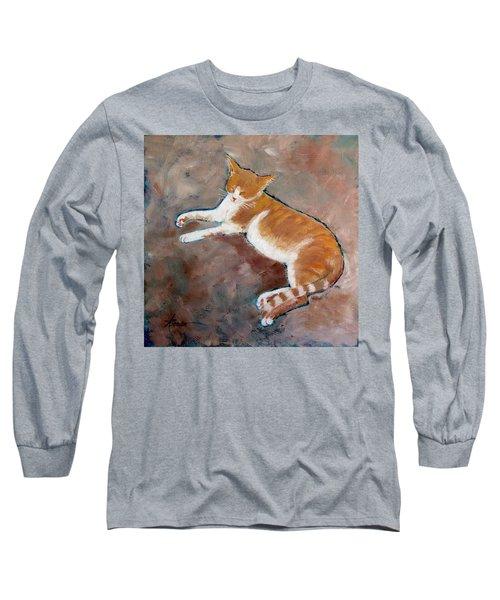 Saddle Tramp- Ranch Kitty Long Sleeve T-Shirt