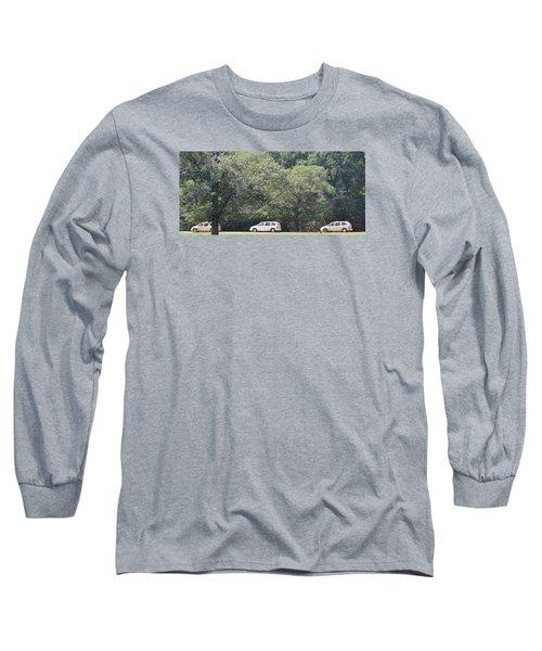 Safari Cars Long Sleeve T-Shirt