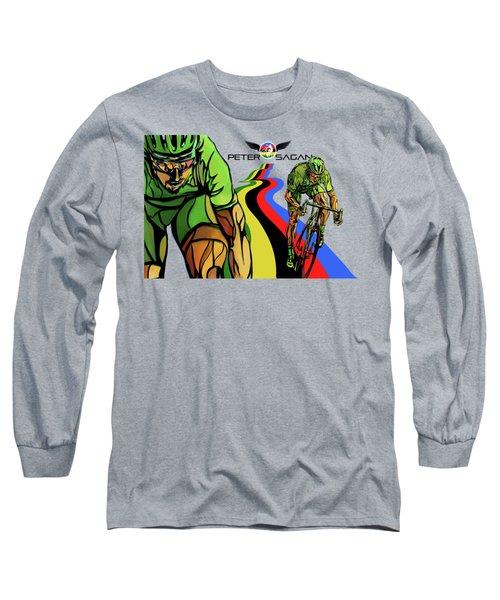 Sagan Long Sleeve T-Shirt
