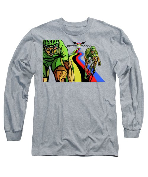 Sagan Long Sleeve T-Shirt