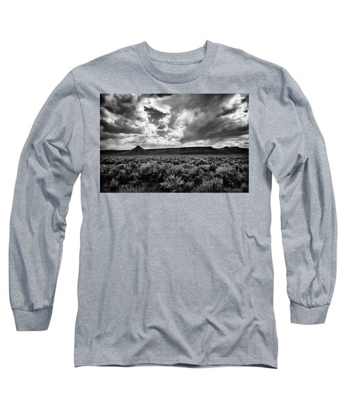 Sage And Clouds Long Sleeve T-Shirt