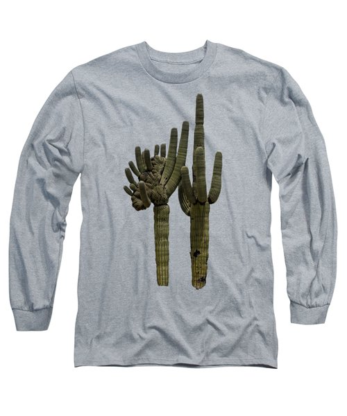 Saguaro Duo Long Sleeve T-Shirt