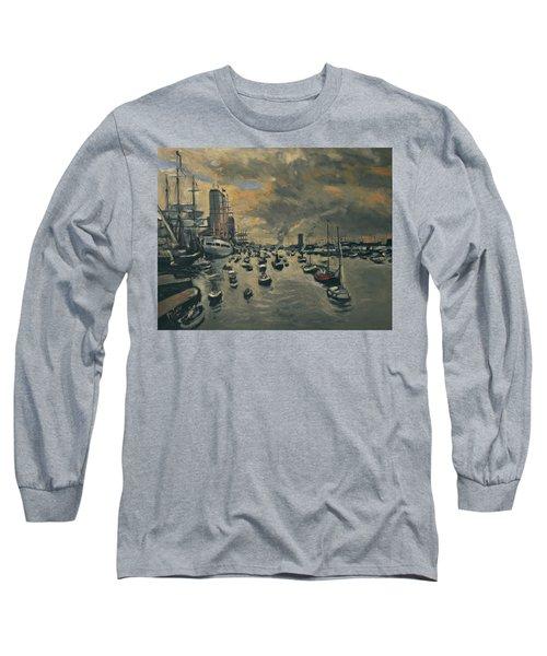 Sail Amsterdam 2015 Long Sleeve T-Shirt