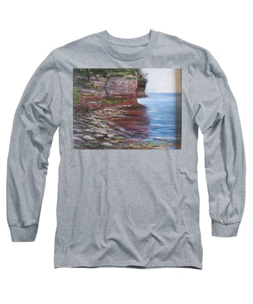 Sail Into The Light Long Sleeve T-Shirt