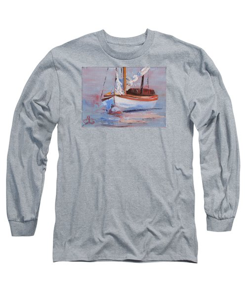 Sailboat Wisdom Long Sleeve T-Shirt