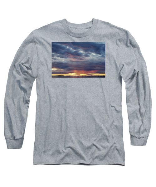 Sailboats On The Bay Long Sleeve T-Shirt