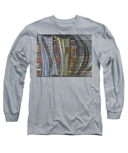 Sails Long Sleeve T-Shirt