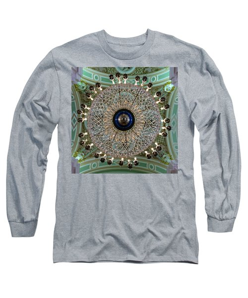 Saints Peter And Paul Fortress Long Sleeve T-Shirt
