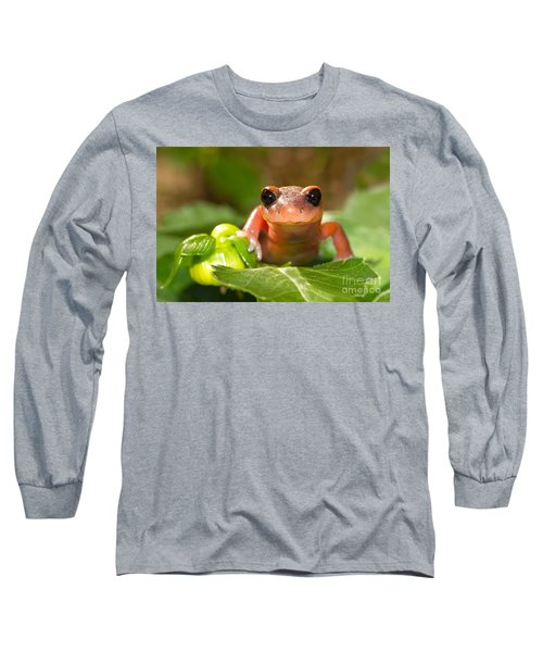 Salamander Smile Long Sleeve T-Shirt