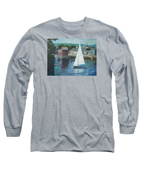 Saling In Rockport Ma Long Sleeve T-Shirt