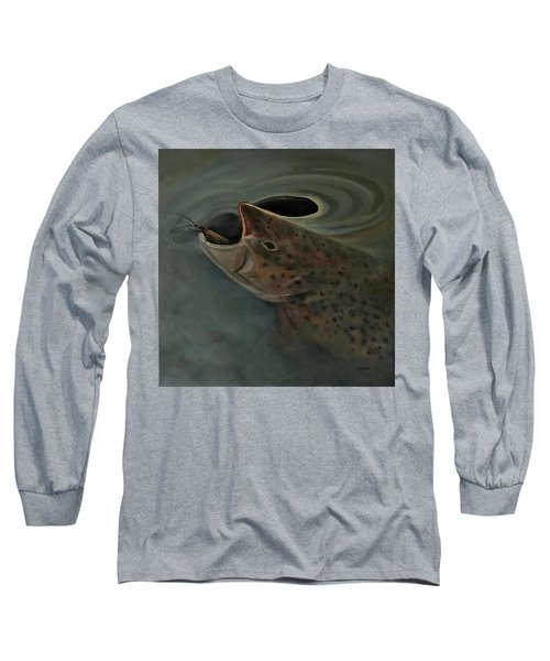 Salmon Flies Are Back Long Sleeve T-Shirt