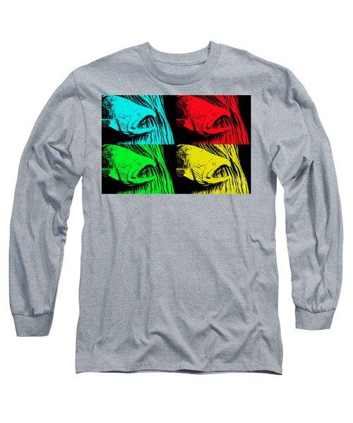 Salmon Pops Long Sleeve T-Shirt