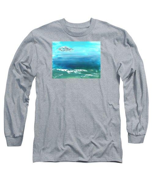 Salt Air Long Sleeve T-Shirt