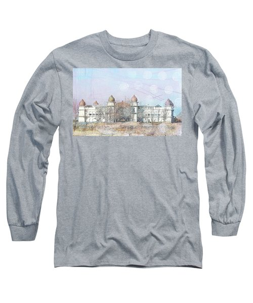 Salt Air Long Sleeve T-Shirt by Cynthia Powell