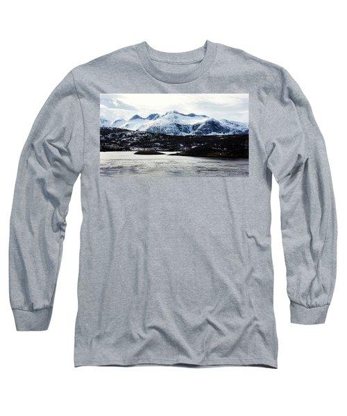Saltstraumen Long Sleeve T-Shirt