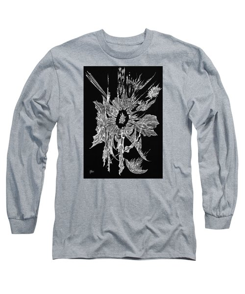 Salty Duscle Long Sleeve T-Shirt by Charles Cater
