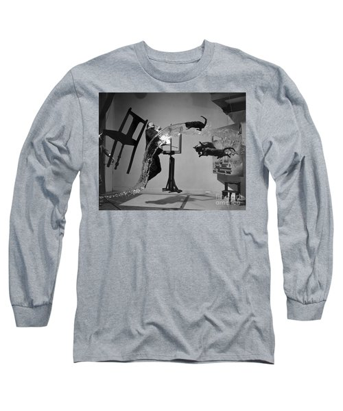 Salvador Dali 1904-1989 Long Sleeve T-Shirt