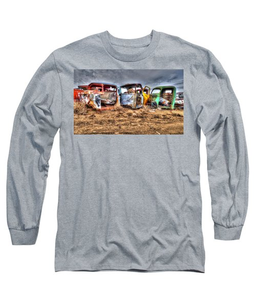Salvage Yard Long Sleeve T-Shirt