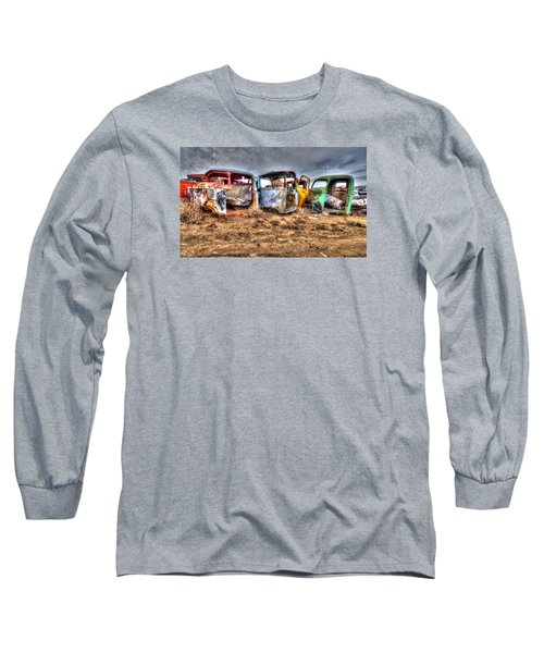 Salvage Yard Long Sleeve T-Shirt
