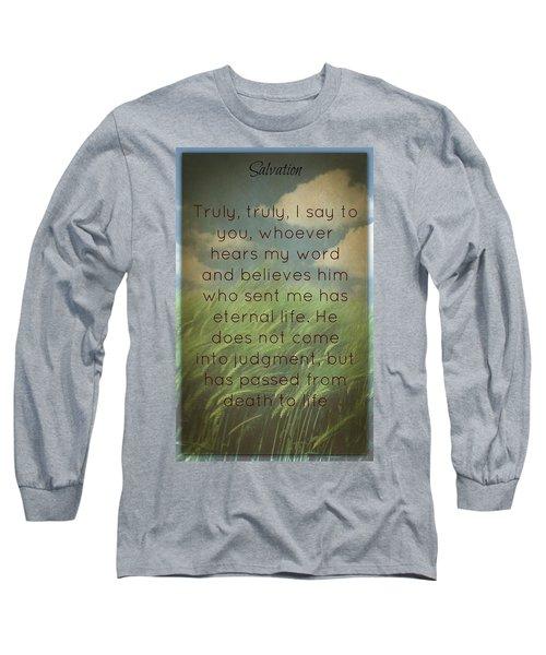 Salvation 454 Long Sleeve T-Shirt