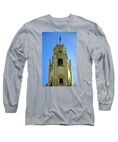San Antonio Building 4 Long Sleeve T-Shirt