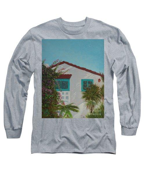 San Clemente Art Supply Long Sleeve T-Shirt