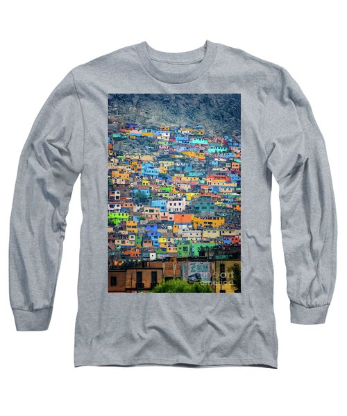 San Cristobal Long Sleeve T-Shirt