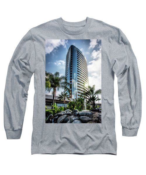 San Diego Marriott Marquis Long Sleeve T-Shirt