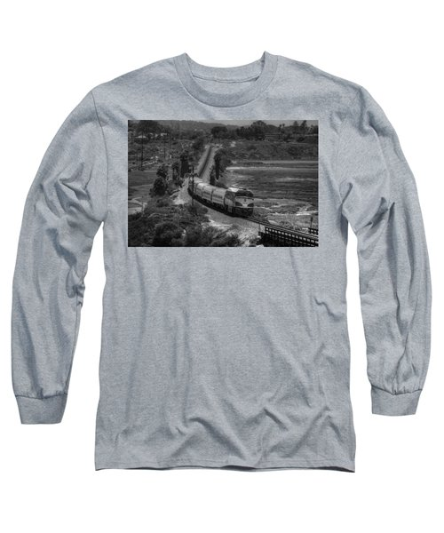 San Elijo Amtrak Long Sleeve T-Shirt