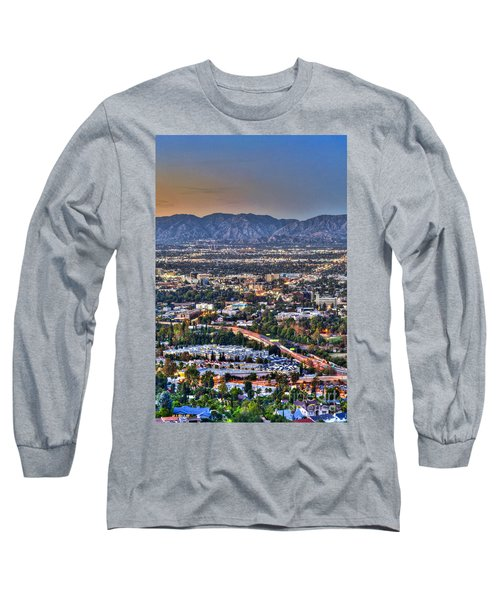 San Fernando Valley Vertical Long Sleeve T-Shirt