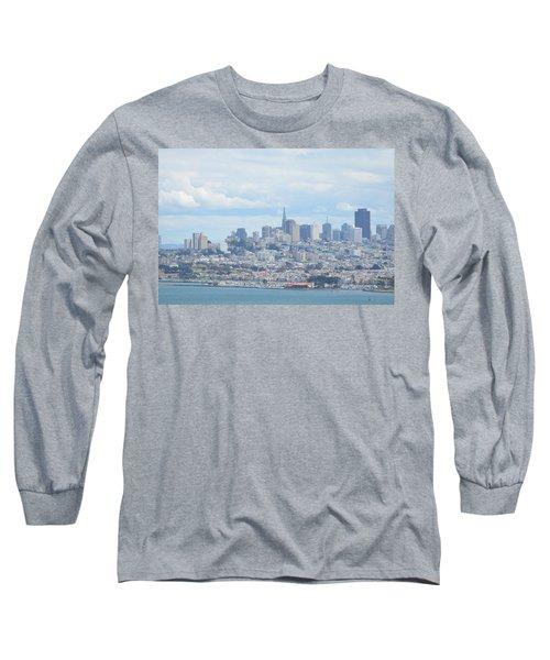 San Francisco Long Sleeve T-Shirt by Alex King