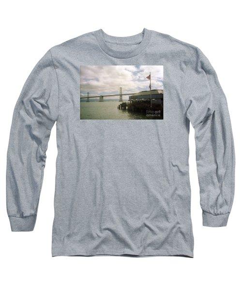 San Francisco Bay Bridge Long Sleeve T-Shirt