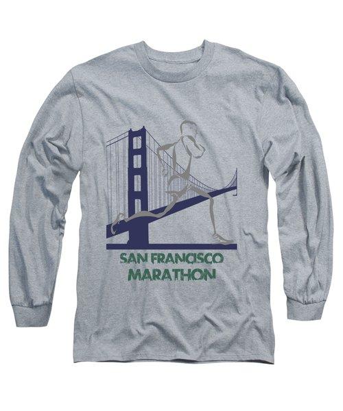 San Francisco Marathon2 Long Sleeve T-Shirt
