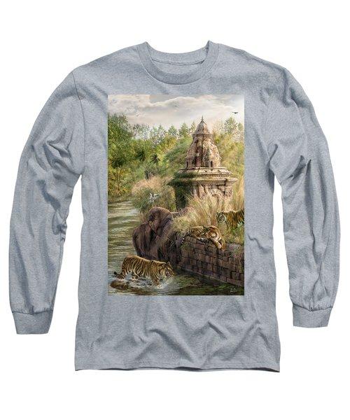 Sanctuary Long Sleeve T-Shirt by Don Olea