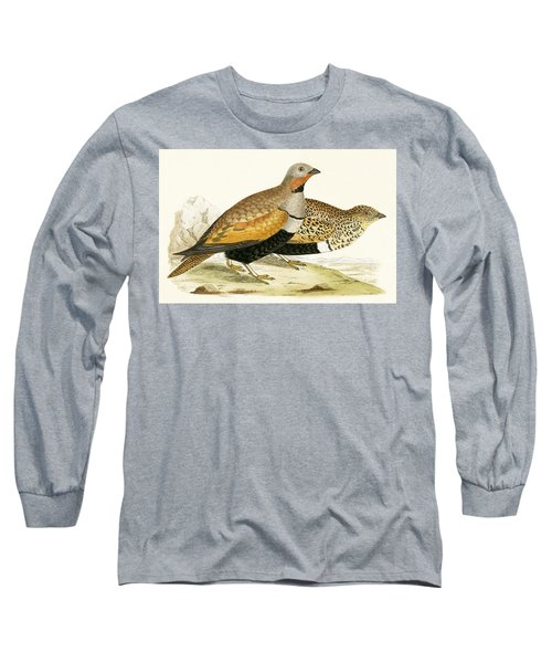 Sand Grouse Long Sleeve T-Shirt by English School