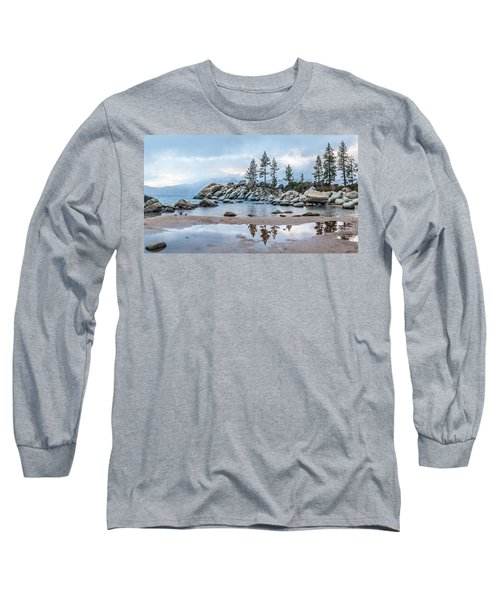 Sand Harbor Long Sleeve T-Shirt