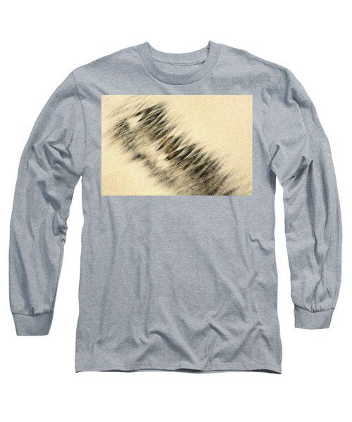 Sand Painting Long Sleeve T-Shirt